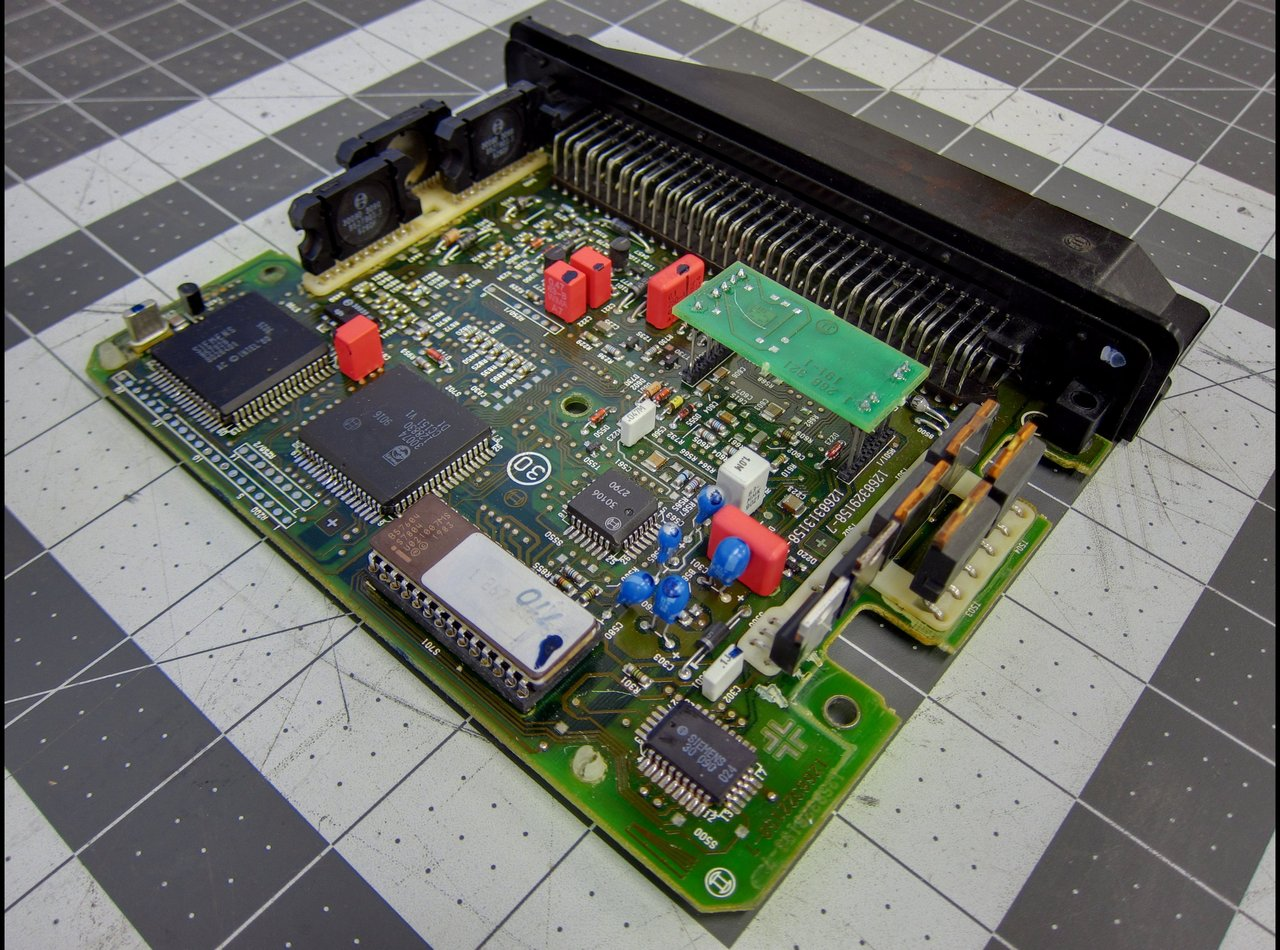 Documentary - Motronic 1 7 DIY Reverse Engineering - R3VLimited Forums